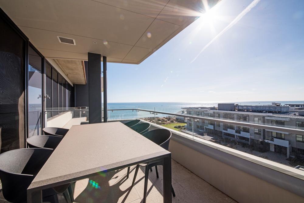 Brighton Dunes Retirement Apartments beach view