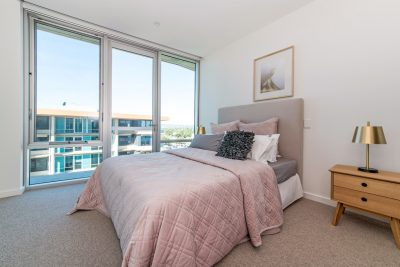 Available apartments - Master Bedroom